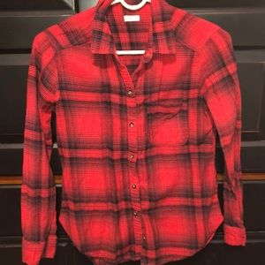 Hollister Flannel shirt